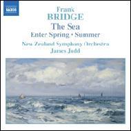 狂詩曲「春の始まり」/交響詩「夏」/交響組曲「海」/他 ジャッド/ニュージーランド交響楽団