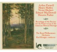 American Orchestral Compositions