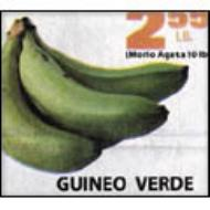 ギネオベルデ(青いバナナ)