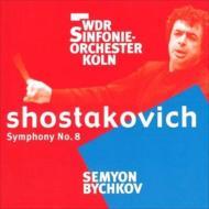 ショスタコーヴィッチ:交響曲第8番/セミヨン・ビシュコフ(指揮)、ケルンWDR交響楽団