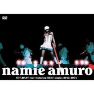 namie amuro SO CRAZY tour featuring BEST singles 2003-2004
