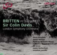 歌劇『ピーター・グライムズ』全曲 デイヴィス&LSO(3CD)
