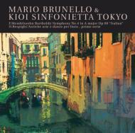 Sym.4: Brunello / 紀尾井シンフォニエッタ東京 +respighi