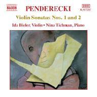 ヴァイオリン・ソナタ第1番/第2番/3つのミニアチュア/他 ビーラー/ティクマン