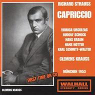 『カプリッチョ』全曲 クラウス&バイエルン放送交響楽団(1953)