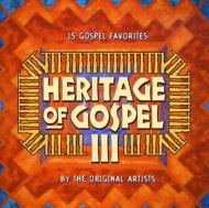 Various/Celebrate The Heritage Of Gospel Vol.3
