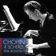 4つのスケルツォ、即興曲第1番、夜想曲第20番 イリーナ・メジューエワ(2002)