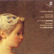 Cello Concerto, 1, 2: Queyras(Vc)mullejans / Freiburg Baroque O+monn