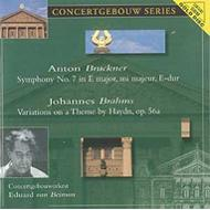 Sym.7: Beinum / Concertgebouw.o +brahms: Haydn Variations