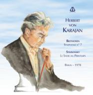 『春の祭典』、ベートーヴェン第7 カラヤン&BPO(1978LIVE)