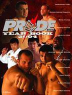 PRIDE OFFICIAL YEAR BOOK 2004 ENTERBRAIN MOOK
