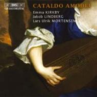 Cantatas: Kirkby(S), J.lindberg(Lute), L.u.mortensen(Cemb)