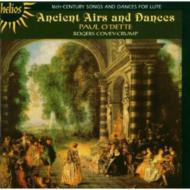 Ancient Airs & Dances: O'dette(Lute), C-crump(T)