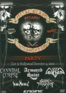 Various/Metal Blade 20th Anniversary Party - Live In Hollywood (+cd)