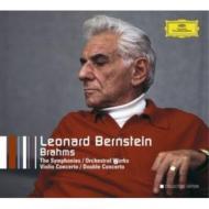 交響曲全集、協奏曲集 バーンスタイン&ウィーン・フィル(5CD)