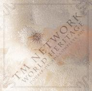 """TM NETWORK WORLD 20th ANNIVERSARY """"WORLD HERITAGE"""" DOUBLE-DECADE COMPLETE BOX"""