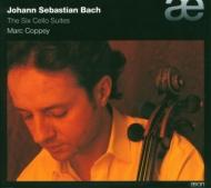 無伴奏チェロ組曲 全曲 マルク・コッペイ(2CD)