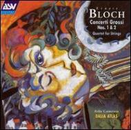 Concerto Grosso, (Strings)string Quartet: D.atlas / Camerata Atlas