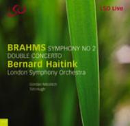 交響曲第2番、二重協奏曲 ハイティンク&LSO(2003)