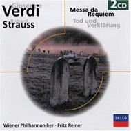 Requiem: Reiner / Vpo +r.strauss: Tod Und Verklarung