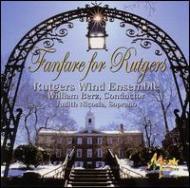 Rutgers Wind Ensemble, J.nicosia(S)Fanfare For Rutgers