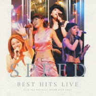Best Hits Live -Save The Children Speed Live 2003 【Copy Control CD】