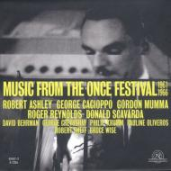 Music From The Once Festival 1961-1966: V / A