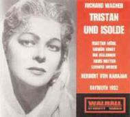 『トリスタンとイゾルデ』全曲 カラヤン&バイロイト、ヴィナイ、メードル、他(1952 モノラル)(3CD)