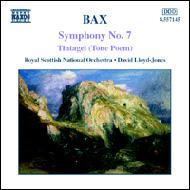 交響詩「ティンタジェル城」/交響曲第7番 ロイド=ジョーンズ/ロイヤル・スコティッシュ管弦楽団