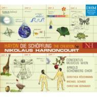 オラトリオ『天地創造』全曲 アーノンクール指揮ウィーン・コンツェントゥス・ムジクス