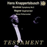 交響曲第3番、他 ハンス・クナッパーツブッシュ&ウィーン・フィル