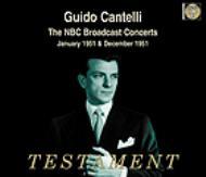 グイド・カンテッリ NBC放送コンサート VOL.3(4CD)