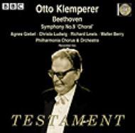交響曲第9番『合唱』 オットー・クレンペラー&フィルハーモニア管弦楽団(1961年ライヴ)