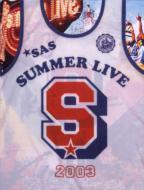 「Summer Live 2003」流石だスペシャルボックス (通常盤)