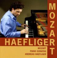 モーツァルト:ピアノ・ソナタ第18番ヘ長調K.533+494    アンドレアス・ヘフリガー(ピアノ)