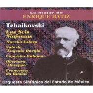 Comp.symphonies: Batiz / Mexico State.so