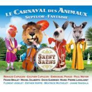 Le Carnaval Des Animaux, Septet: Pahud R & G.capucon P.meyer Braley Dalberto Etc