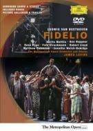 ベートーヴェン(1770-1827)/Fidelio: Levine / Met Opera Mattila Heppner Pape Struckmann Etc