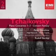 ピアノ協奏曲全集、協奏的幻想曲 ドノホー、バルシャイ&ボーンマス交響楽団(2CD)