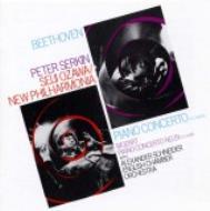 violin Concerto / Piano Concerto.19: P.serkin, Ozawa / Npo, Schneider /