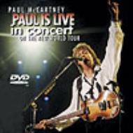 Paul Is Live In Concert On Thenew World Tour