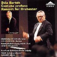 管弦楽のための協奏曲、カンタータ・プロファーナ ケーゲル