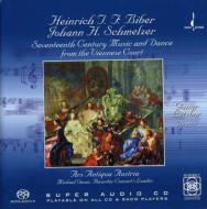 17th Century Vienna Court Music Letzbor / Ars Antiqua Austria Hybrid