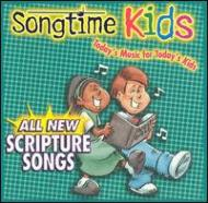 Songtime Kids -All New Scripture Songs