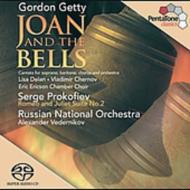 ゲッティ:『ジョアンと鐘』、プロコフィエフ:『ロメオとジュリエット』第2組曲、A.ヴェデルニコフ&ロシア・ナショナル管