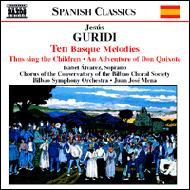 10のバスクの旋律/そのように少年たちは歌う/他 メナ/ビルバオ交響楽団/アルバレス/他