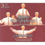 交響曲全集 / ボールト指揮LPO、LSO(3CD)