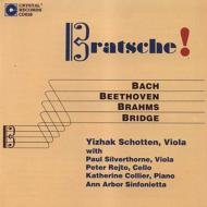 (Viola)harpsichord Concerto.2 / Cello Sonata.1: Schotten(Va)etc+beethoven