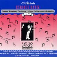 ピアノ協奏曲、イベリア組曲 チッコリーニ(p)バティス&ロイヤル・フィル、ロンドン響