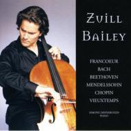 Z.bailey J.s.bach, Beethoven, Mendelssohn, Chopin, Francoeur, Vieuxtemps